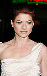 """HOLLYWOOD, CA. - December 03: Actress Debra Messing arrives at the Los Angeles premiere of """"Nothing Like The Holidays"""" at Grauman's Chinese Theater on December 3, 2008 in Hollywood, California."""