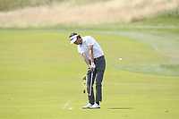Pedro Oriol (ESP) on the 10th fairway during Round 3 of the HNA Open De France at Le Golf National in Saint-Quentin-En-Yvelines, Paris, France on Saturday 30th June 2018.<br /> Picture:  Thos Caffrey | Golffile