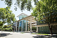 Calpers Building pictures: Architectural photography of  Calpers building in Sacramento by San Francisco corporate architecture photographer Eric Millette