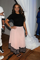 HOLLYWOOD, CA - JUNE 22: Melyssa Ford  at Hollywood Unlocked Social Impact Brunch Powered By PrettyLittleThing.com at The Sunset Room on June 22, 2019 in Hollywood, California.  Credit: Walik Goshorn/MediaPunch