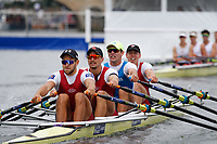 Race: 16 - Event: P. WALES - Berks: 316 LEANDER CLUB 'B' - Bucks: 320 OXFORD BROOKES UNIVERSITY & TAURUS<br /> <br /> Henley Royal Regatta 2017<br /> <br /> To purchase this photo, or to see pricing information for Prints and Downloads, click the blue 'Add to Cart' button at the top-right of the page.