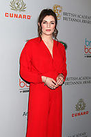 LOS ANGELES - OCT 25:  Aisling Bea at the 2019 British Academy Britannia Awards at the Beverly Hilton Hotel on October 25, 2019 in Beverly Hills, CA