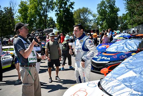 Pirelli World Challenge<br /> Grand Prix of Mid-Ohio<br /> Mid-Ohio Sports Car Course, Lexington, OH USA<br /> Sunday 30 July 2017<br /> Ryan Eversley<br /> World Copyright: Richard Dole/LAT Images<br /> ref: Digital Image RD_MIDO_17_259
