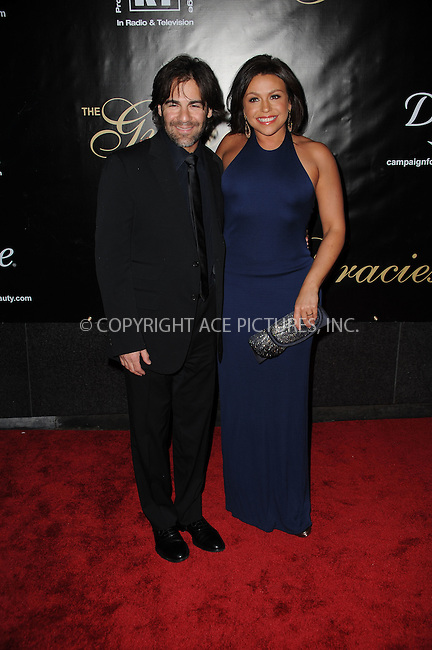 WWW.ACEPIXS.COM . . . . . ....June 3 2009, New York City....TV personality Rachael Ray (R) and husband John Cusimano arriving at the 34th Annual AWRT Gracie Awards Gala at The New York Marriott Marquis on June 3, 2009 in New York City.....Please byline: KRISTIN CALLAHAN - ACEPIXS.COM.. . . . . . ..Ace Pictures, Inc:  ..tel: (212) 243 8787 or (646) 769 0430..e-mail: info@acepixs.com..web: http://www.acepixs.com