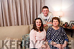 Cora Ann Collins from Knocknagoshel  featured on RTE's Say Yes to the Dress with Mom Goretti Collins and fiance Michael Culhane