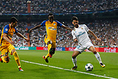 13th September 2017, Santiago Bernabeu, Madrid, Spain; UCL Champions League football, Real Madrid versus Apoel; Francisco Roman Alarcon (22) Real Madrid