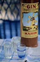 Europe/Espagne/Baléares/Minorque/Mahon : Gin Xoriguer