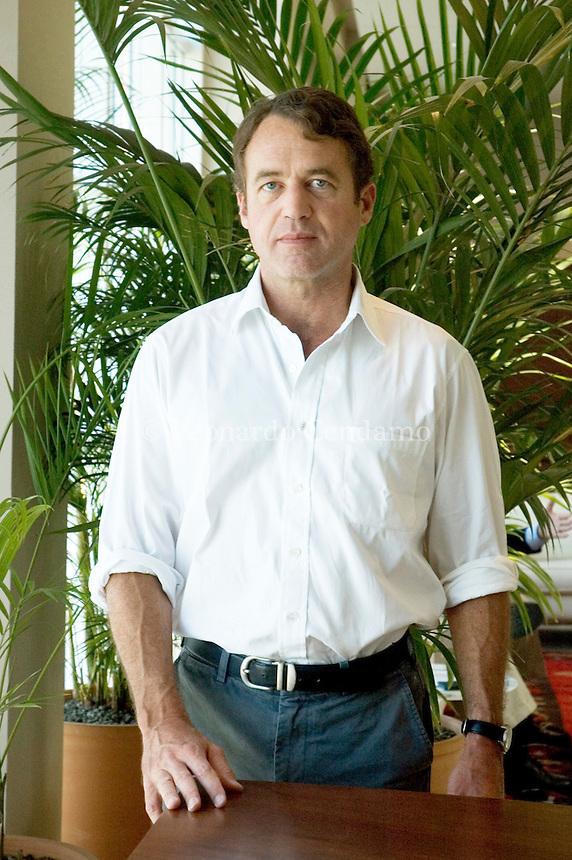2005. William Langewiesche, American author and journalist.