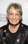 Carol Hall attends the Dramatists Guild Fund Gala 'Great Writers Thank Their Lucky Stars : The Presidential Edition' at Gotham Hall on November 7, 2016 in New York City.