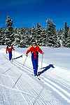 Colorado: Cross Country Skiing, Beaver Creek, model released, Photo: cocros103   .Photo Copyright: Lee Foster, (510) 549-2202, lee@fostertravel.com, www.fostertravel.com
