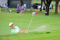 Paul Casey (GBR) hits from the trap on 2 during round 4 of the Dean &amp; Deluca Invitational, at The Colonial, Ft. Worth, Texas, USA. 5/28/2017.<br /> Picture: Golffile | Ken Murray<br /> <br /> <br /> All photo usage must carry mandatory copyright credit (&copy; Golffile | Ken Murray)