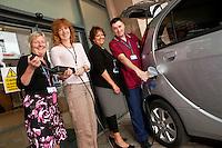 NHS Electric Car