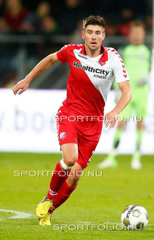 Nederland, Utrecht, 26 oktober 2012.Eredivisie.Seizoen 2012-2013.FC Utrecht-FC Groningen (1-0).Jan Wuytens van FC Utrecht.