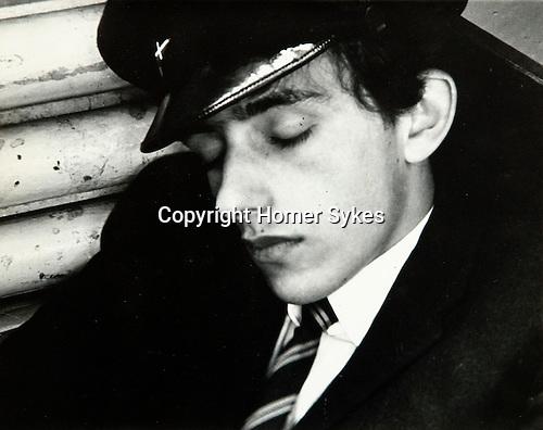 Chris Harris, Lower Sixth form Sidcot school Somerset 1966ish