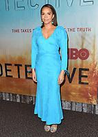 10 January 2019 - Hollywood, California - Carmen Ejogo. &quot;True Detective&quot; third season premiere held at Directors Guild of America.   <br /> CAP/ADM/BT<br /> &copy;BT/ADM/Capital Pictures