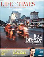Ho Chi Minh City (COVER STORY)