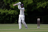 A Nijjar of Wanstead during Brentwood CC vs Wanstead and Snaresbrook CC (batting), Shepherd Neame Essex League Cricket at The Old County Ground on 11th May 2019