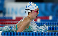 Gina McCarthy. Action during the Swimming NZ Secondary School Championships, Waterworld, Te Rapa, Hamilton, New Zealand, Friday 15 September 2017. Photo: Simon Watts/www.bwmedia.co.nz