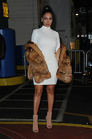 www.acepixs.com<br /> February 17, 2017 New York City<br /> <br /> La La Anthony seen at the Yeezy Fashion Show Season 5 on February 17, 2017 in New York City.<br /> <br /> Credit: Kristin Callahan/ACE Pictures<br /> <br /> <br /> Tel: 646 769 0430<br /> e-mail: info@acepixs.com