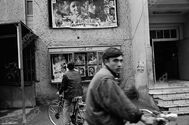 Kabul's central cinema, Afghanistan, March 2006