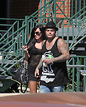 September 7th  2012     Exclusive <br /> <br /> <br /> Seth Brooks Binzer,   aka  Shifty Shellshock out of hospital has gained some weight <br /> shopping at Whole Foods in West Hollywood with a female lady friend. <br /> <br /> <br /> AbilityFilms@yahoo.com<br /> 805 427 3519<br /> www.AbilityFilms.com