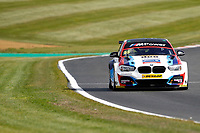 Round 10 of the 2018 British Touring Car Championship.  #55 Ricky Collard. Team BMW. BMW 125i M Sport.