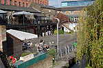Camden Lock market , London