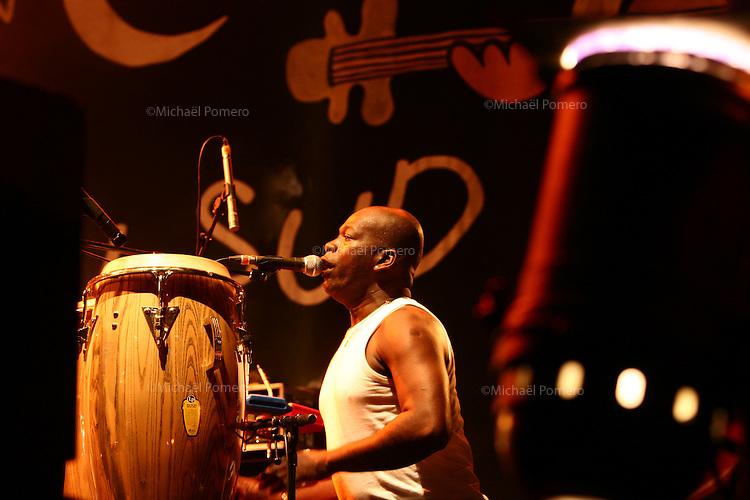 """Concert """"Magic system"""" aux Nuits du sud de Vence 2008"""