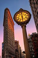 Flatiron Building 5th Avenue NYC