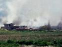 Iraq 2015 9 march, the recapture of villages and land south Kirkuk, houses after bombing  Irak 2015 9 mars, la reprise de villages et terres au sud de Kirkouk, maisons detriutes suite aux bombardements