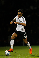 Ryan Fredericks of Fulham FC on the ball during the Sky Bet Championship match between Fulham and Sheff United at Craven Cottage, London, England on 6 March 2018. Photo by Carlton Myrie.