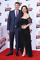 Hayley Atwell and Joe Lycett<br /> arriving for the Empire Film Awards 2017 at The Roundhouse, Camden, London.<br /> <br /> <br /> &copy;Ash Knotek  D3243  19/03/2017