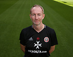 Alan Knill during the 2016/17 Photo call at Bramall Lane Stadium, Sheffield. Picture date: September 8th, 2016. Pic Simon Bellis/Sportimage