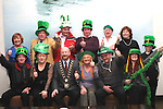 St Patricks Day Parade Committee - Back Row - Jane O'Brien, Frank Godfrey, Alan Balfe, Henry Clinton, Anthony Lynch, Ruby Cassely, Daniel Lynch.  Front Row - Liam Reay, Isabelle San Roma, Mayor Anthony Donohoe, Marie Dunne, Dessie Lynch and Bridie Maxwell at the Launch of the St.Patricks Day Parade in the D Hotel...Photo NEWSFILE/Jenny Matthews.(Photo credit should read Jenny Matthews/NEWSFILE)....This Picture has been sent you under the condtions enclosed by:.Newsfile Ltd..The Studio,.Millmount Abbey,.Drogheda,.Co Meath..Ireland..Tel: +353(0)41-9871240.Fax: +353(0)41-9871260.GSM: +353(0)86-2500958.email: pictures@newsfile.ie.www.newsfile.ie.FTP: 193.120.102.198.