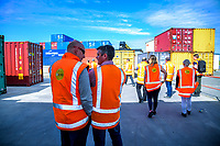 Site operations at Ali Arc Logistics in Wanganui, New Zealand on Wednesday, 19 September 2018. Photo: Dave Lintott / lintottphoto.co.nz