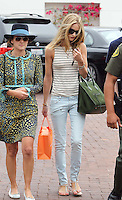 Rosie Huntington Whiteley seen with a cool zipper skinny jeans and with green Celine Boston bag shopping at Madison in Malibu. Los Angeles, California on 12.05.2012..Credit: Correa/face to face.. /MediaPunch Inc. ***FOR USA ONLY***