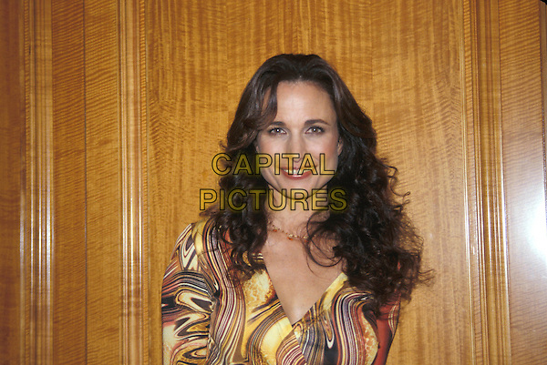 ANDIE MacDOWELL.March 2005.headshot portrait .www.capitalpictures.com.sales@capitalpictures.com.© Capital Pictures.