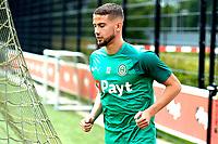 GRONINGEN - Voetbal, Eerste training FC Groningen, Corpus den Hoorn, seizoen 2019-2020, 22-06-2019, FC Groningen speler Ramon Pascal Lundqvist