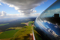 Segelflugseherlebnis, Fotos des Sehfluges
