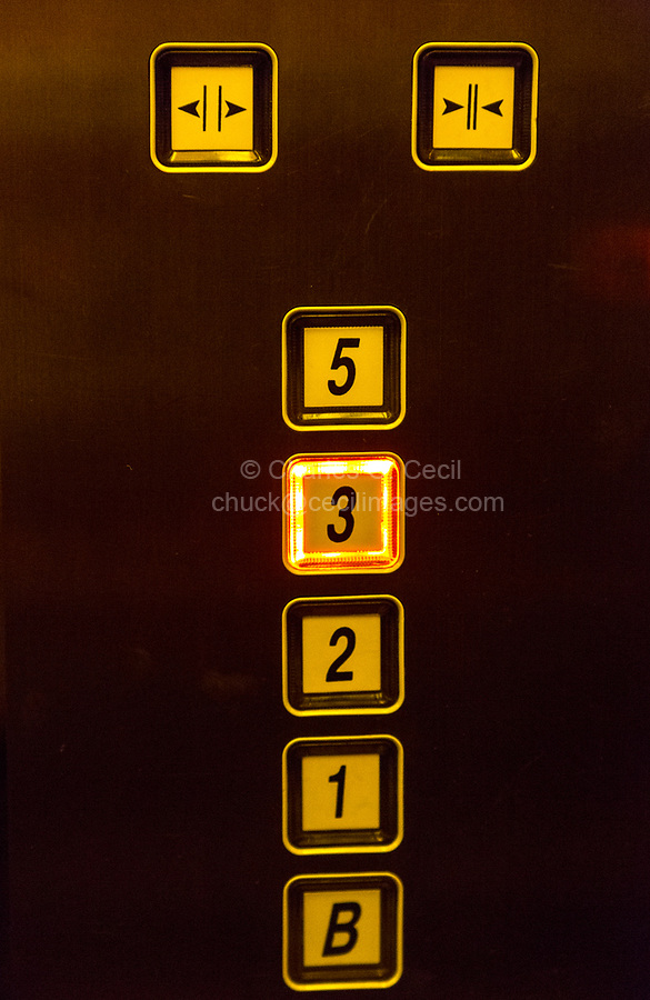 Yangshuo, China.  Hotels Avoid Having a Fourth Floor; Number 4 Considered Unlucky.