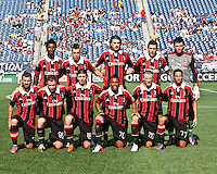 AC Milan defeated Olimpia 3-1 at Gillette Stadium on August 4, 2012