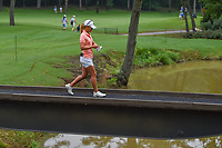 Danielle Kang (USA) heads to 11 during round 1 of the U.S. Women's Open Championship, Shoal Creek Country Club, at Birmingham, Alabama, USA. 5/31/2018.<br /> Picture: Golffile   Ken Murray<br /> <br /> All photo usage must carry mandatory copyright credit (© Golffile   Ken Murray)