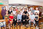Teresa Long from Castlemaine celebrated her 50th birthday surrounded by friends and family in the Dromhall Hotel, Killarney last Saturday.
