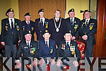 ONE: Memebrs of the Thomas Ashe Branch Kerry ONE who took part in the comeration ceremony on Sunday in St John's Church, Tralee. Seated l-r: Mossie Roche (Chairman), Mick Scannell (president) and Ger Landers (National Director), Back l-r: Ted Moynihan, Tom Quirke, Charlie May, Ted Fitzgerald (mayor of kerry), Joe McElligott and Pat O'Hara.............................. ..............................   Copyright Kerry's Eye 2008