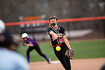 Kalamazoo College Softball vs Defiance - 4.21.14