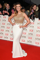 Kym Marsh<br /> at the National TV Awards 2017 held at the O2 Arena, Greenwich, London.<br /> <br /> <br /> &copy;Ash Knotek  D3221  25/01/2017