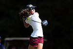 16 October 2016: South Carolina's Marion Veysseyre (FRA). The Final Round of the 2016 Ruth's Chris Tar Heel Invitational NCAA Women's Golf Tournament hosted by the University of North Carolina Tar Heels was held at the UNC Finley Golf Club in Chapel Hill, North Carolina.