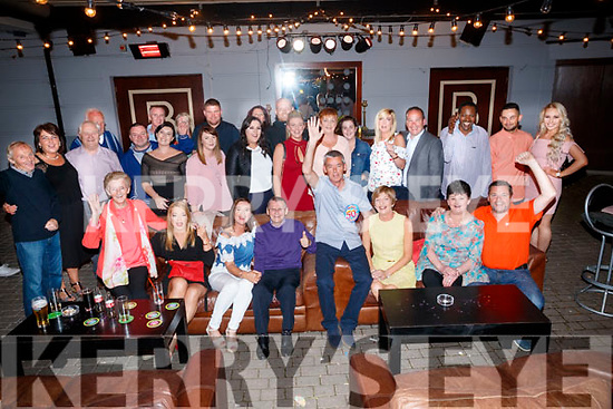 Ed Lynch who celebrated his 50th birthday with family and friends in Benners Hotel on Saturday evening.