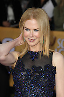 LOS ANGELES, CA - JANUARY 27: Nicole Kidman at The 19th Annual Screen Actors Guild Awards at the Los Angeles Shrine Exposition Center in Los Angeles, California. January 27, 2013. Credit: mpi27/MediaPunch Inc.