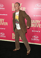 "14 June 2017 - Los Angeles, California - Flea.""Baby Driver"" Los Angeles Premiere held at the Ace Hotel. Photo Credit: F. Sadou/AdMedia"
